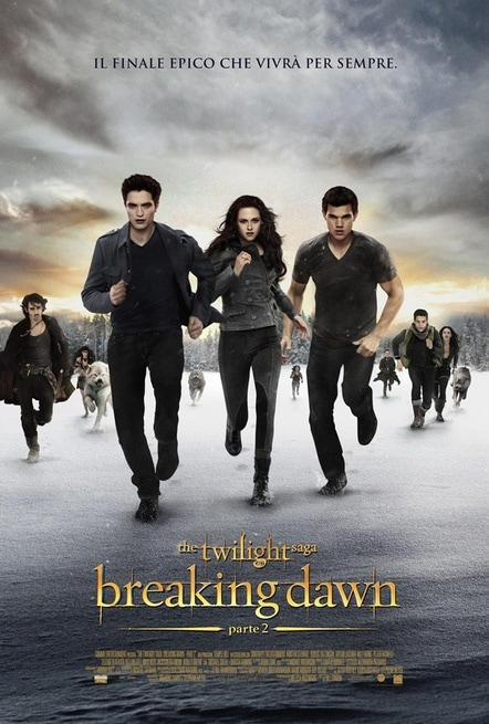 1/0 - The Twilight Saga: Breaking Dawn. Parte 2