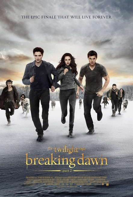 0/0 - The Twilight Saga: Breaking Dawn. Parte 2