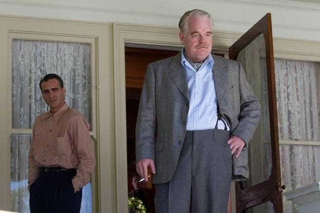 Joaquin Phoenix, Philip Seymour Hoffman