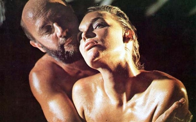 Donald Pleasence, Sylvia Kay