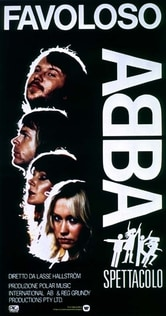 ABBA spettacolo