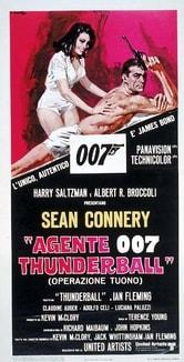 Agente 007. Thunderball (Operazione Tuono)