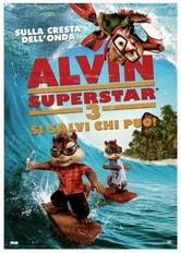 Alvin Superstar 3 in 3D: Si salvi chi può