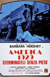 America 1929. Sterminateli senza pietà