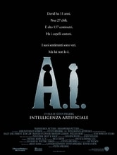 A. I. Intelligenza artificiale