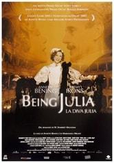 Being Julia. La diva Julia