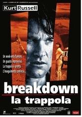 Breakdown. La trappola