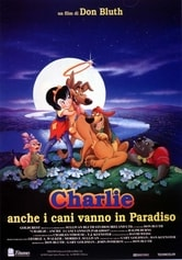 Charlie. Anche i cani vanno in Paradiso