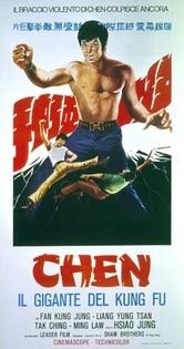 Chen il gigante del kung fu