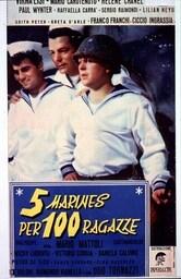 Cinque marines per cento ragazze