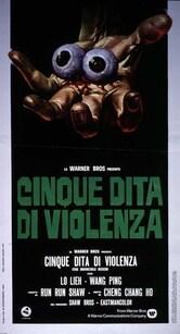 Cinque dita di violenza