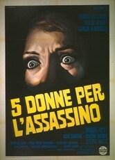 5 donne per l'assassino