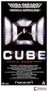 Cube. Il cubo