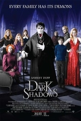 locandina di Dark Shadows