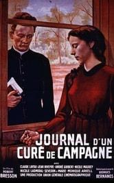 Locandina Il diario di un curato di campagna