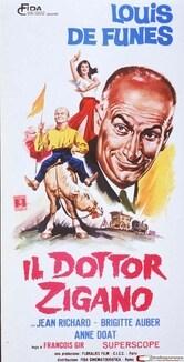 Il dottor zigano