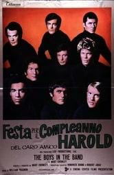 Festa per il compleanno del caro amico Harold