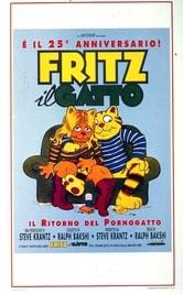 Fritz il gatto - Il ritorno del pornogatto