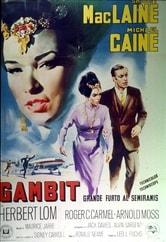 Gambit. Grande furto al Semiramis