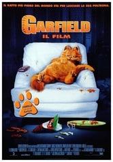 Locandina Garfield. Il film