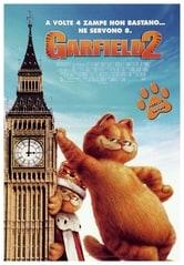Locandina Garfield 2