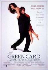 Green Card. Matrimonio di convenienza