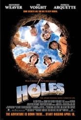 Holes. Buchi nel deserto