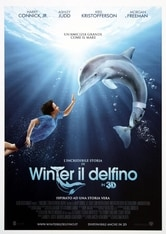 Locandina L'incredibile storia di Winter il delfino