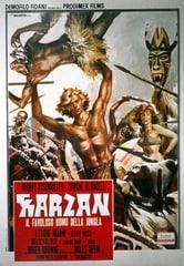 Karzan il favoloso uomo della jungla