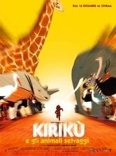 Kirikù e gli animali selvaggi