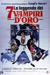 La leggenda dei sette vampiri d'oro