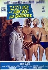 Lezioni d'amore alla svedese