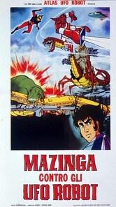 Mazinga contro gli Ufo Robot