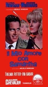 Il mio amore con Samantha