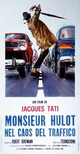 Monsieur Hulot nel caos del traffico