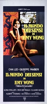 Il mondo dei sensi di Emy Wong