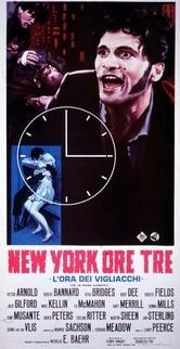 New York: ore 3 - L'ora dei vigliacchi