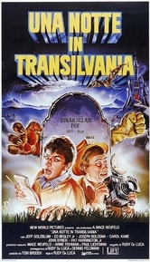 Una notte in Transylvania