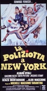 La poliziotta a New York