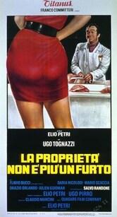 La Proprieta' non e' piu' un Furto (1973) streaming film megavideo