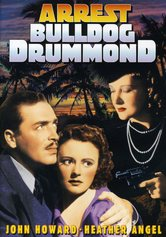 Locandina Arrestate Bulldog Drummond