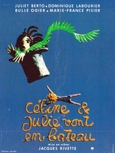 Céline e Julie vanno in barca