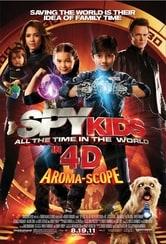 Spy Kids 4: È tempo di eroi