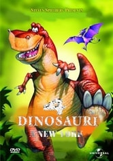 We're Back - 4 dinosauri a New York