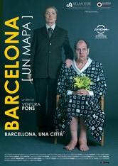 Barcelona, un mapa