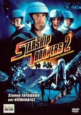 Starship Troopers 2. Eroi della Federazione