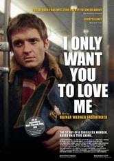 Voglio solo che mi amiate