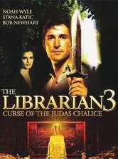 The Librarian 3. La maledizione del calice di Giuda