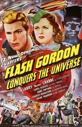 Flash Gordon - I Conquistatori Dell'Universo