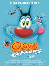 Oggy e i maledetti scarafaggi  - Il film
